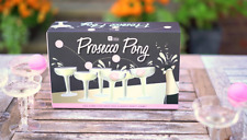 PROSECCO PONG Drinking Game -Hen Party/Xmas Gift-Beer Alternative-TALKING TABLES