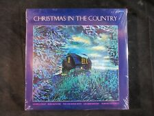 CHRISTMAS IN THE COUNTRY LP George Strait/Reba/Barbara Mandrell *SEALED*