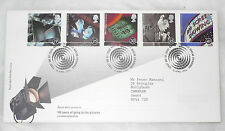 100 Years Of Going To The Pictures (Cinema), Royal Mail First Day Cover, 1996 GB