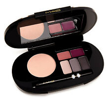 MAC Stroke of Midnight Face Palette Cool 100% AUTHENTIC NEW IN BOX Limited Ed