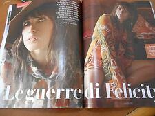 Vanity Fair.Felicity Jones,Ettore Bassi,Emanuela Postacchini,LeVar Burton,jjj