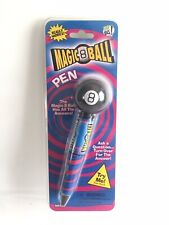 Vintage Magic 8 Ball Pen 8 Ball Has All Answers Ink Big 2001