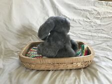 Woven Wooden Easter Basket
