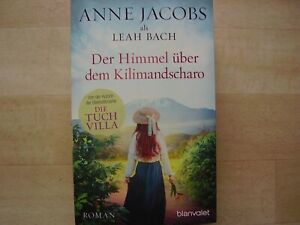 Der Himmel über dem Kilimandscharo von Anne Jacobs (2019, Taschenbuch)