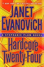 Stephanie Plum: Hardcore Twenty-Four Bk. 24 by Janet Evanovich (2017, Hardcover)