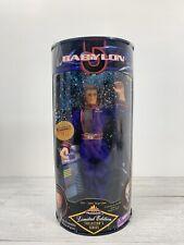Babylon 5 Cpt John Sheridan Figure Limited Edition Series Misb - Sealed