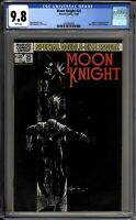 Moon Knight 25 CGC Graded 9.8 NM/MT 1st Black Spectre Marvel Comics 1982