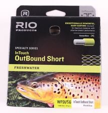 Rio InTouch OutBound Short WF9I/S6 Fly Line ON SALE 6-21078