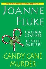CANDY CANE MURDER BY JOANNE FLUKE, (2007) SC, LIKE NEW, THRILLER, PLUS 2 NOVELS