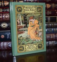 Fairy Tales by Brothers Grimm Illustrated Rackham Crane New Deluxe Hardcover
