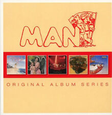 Man - Original Album Series 5 CD Set 2014 Warner