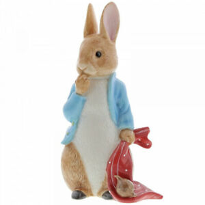 Beatrix Potter Peter Rabbit Limited Edition Collectors Figurine Ornament Gift