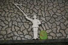 Elastolin / 1:25 ; 156031 - Tambourmajor stehend (unbemalt)