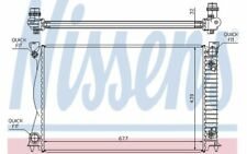 NISSENS Radiador, refrigeración del motor AUDI A6 60233A