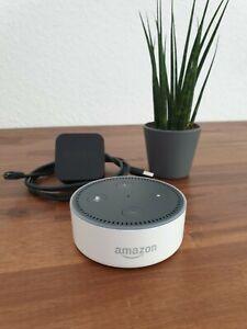 Amazon Echo Dot (2. Generation) Sprachgesteuerter Smart Assistant Alexa - Weiß