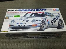 Tamiya Porsche 911 PIAA Chassis TA03R-S #58215 1/10 Scale RC Car Vintage 1998