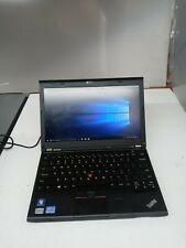 New listing Lenovo ThinkPad X230 Core i5-3320M 2.60Ghz 4Gb Ram 500Gb Hdd 12.5in Laptop *Read