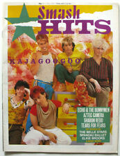 Smash Hits Monthly Music, Dance & Theatre Magazines