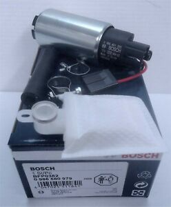 NEW BOSCH FUEL PUMP HYUNDAI COUPE RD 1.8L G4GM 2.0L G4GF and EXCEL X3