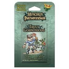 Munchkin Pathfinder véritablement gobnoxious EXP CARD GAME BRAND NEW & SEALED Bon Marché!!!
