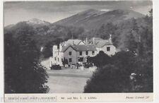 British Camp Hotel, Malvern Advertising Postcard, B482