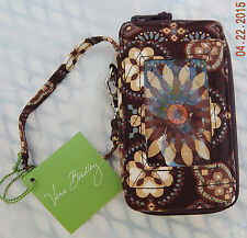 "Vera Bradley All In One Wristlet in Retired ""Canyon"" -  NWT & No Smoking Home"