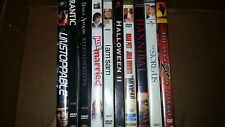 DVD Wholesale Lot Count of 10 C