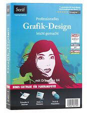 Conception graphique avec DrawPlus x4 Draw Plus conception graphique CD/DVD EAN 4023126112989