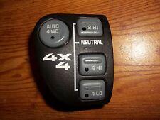 98-05 CHEVY S10  BLAZER GMC JIMMY 4X4 SWITCH AWD oldsmobile bravada all wheel