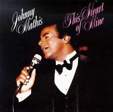Johnny Mathis-This Heart Of Mine  CD NEW