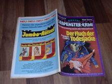 GESPENSTER KRIMI # 343 -- der Fluch der Todesjacke // Frederic Collins 1975