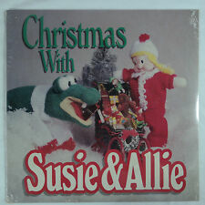 Christmas with Susie & Allie/1984 PTL Records - Christian Chrismas Music SEALED