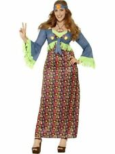 Smiffys Hippie Dress Costumes for Women