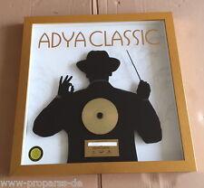 "Adya Classic Gold Award ""Adya Classic"" 2012 - goldene Schallplatte -"