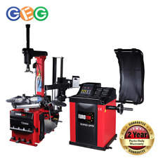 Tyre Changer and Wheel Balancer Package 4