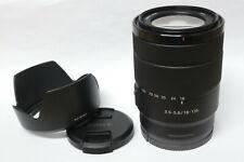 SONY SEL E 18-135 mm  OSS Objektiv für SONY E-Mount gebraucht  neuwertig