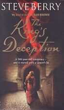 The King's Deception by Steve Berry BRAND NEW BOOK (Paperback 2013)