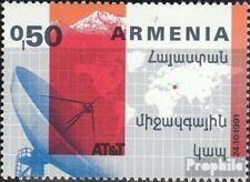 Armenië 198 (compleet.Kwestie.) postfris MNH 1992 Satellitentelefon