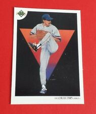 1991 Upper Deck Baseball Jack Morris Checklist Card #45***Detroit Tigers***