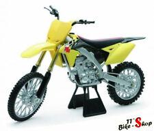 Suzuki RM-Z 450, Modell, Maßstab 1:6, 36cm Länge, Miniatur-Motorrad, Aufsteller