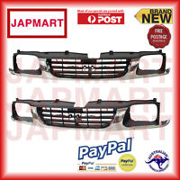 HOLDEN RODEO TF 01/1997 ~ 04/2002 GRILLE F60-IRG-DRLH