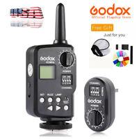 Godox FT-16 Wireless Power Controller Flash Strobe Trigger + Receiver US