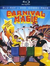 Carnival Magic [New Blu-ray] With DVD