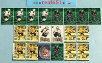 1998~2000 HENRIK DANIEL SEDIN Rookie Lot x 20 RC | Upper Deck | Crown Royale +