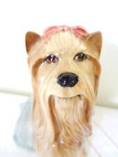 Yorkshire Terrier Royal Doulton Ceramic Figurine Excellent!