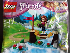 LEGO Friends ADVENTURE CAMP Bridge 30398 POLYBAG NUOVO con confezione