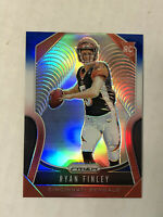 RYAN FINLEY 2019 Panini Prizm RED WHITE & BLUE PRIZM SP RC REFRACTOR #306!