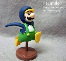 "Super Mario Bros. ""Mario"" in Penguin Outfit; New, Mini Figure by Nintendo"