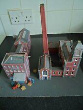 Metcalfe  OO Gauge Factory Buildings/ Cotton Mills. Pre Built.