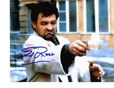 "Ed O' Ross "" Rouge Chaleur "" Signé 8x10 De The Hollywoodshow"